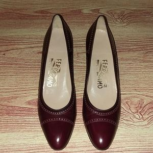 Salvatore Ferragamo Margi pumps